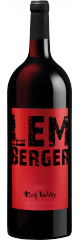 LEMBERGER QbA  - Red Label - 1,5L - ausgetrunken -